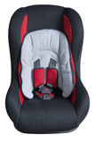 Children's car seat | Isolated Royalty Free Stock Photo