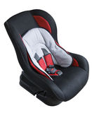 Children's car seat | Isolated Stock Photography