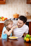 Children's care Stock Image