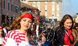 Children's carnival stock photography