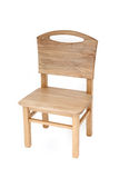 Chair. Kid chair Royalty Free Stock Image
