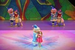 Children's Christmas show Royalty Free Stock Photos