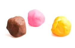 Children's clay Stock Photography