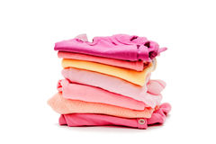 Children's clothes royalty free stock image