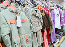 Free Children S Clothes Stock Photo - 4789010