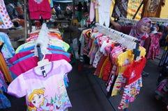 Children's clothing Royalty Free Stock Photo