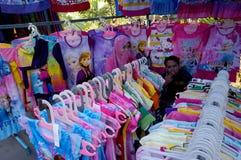 Children's clothing Stock Photos