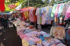 Children's clothing Stock Image