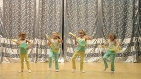 Children's Dance stock footage