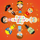 Children's day Royalty Free Stock Photography