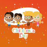 Children's day Stock Photography