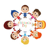 Children's day Royalty Free Stock Photo
