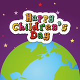 Children's day Stock Image