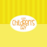 Children's day Royalty Free Stock Images