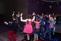 Children`s disco Stock Photos