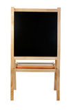 Children's drawing board. On a white background Stock Photo