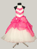 Children's dress on a dummy Royalty Free Stock Photography