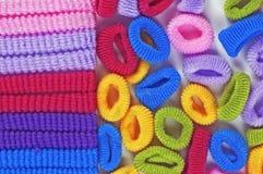 Children's elastic bands Stock Image
