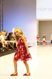Children's Fashion Show royalty free stock image