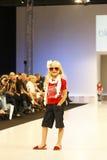 Children's Fashion Show stock image