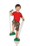 Children's fitness Stock Photos