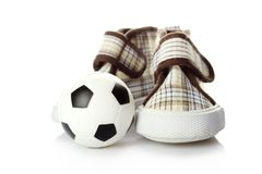 Children's Football Stock Photos
