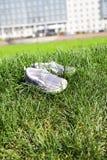 Children's footwear Royalty Free Stock Image