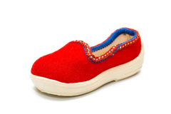 Children's footwear Royalty Free Stock Images