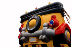 Kiddy Car Royalty Free Stock Images