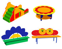 Children's furniture Stock Photography