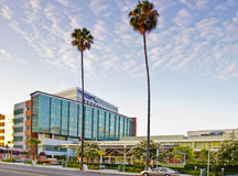 Children's Hospital Los Angeles Royalty Free Stock Photo