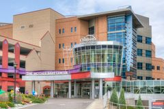 Children`s Hospitals and Clinics of Minnesota Stock Image
