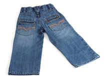 Children's jeans Stock Photography