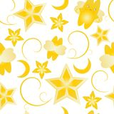 Children's jolly background Seamless Pattern Royalty Free Stock Image