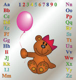 Children's learning aid Stock Images