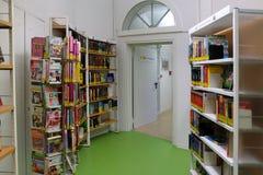 Children's library in Baden-Baden Stock Image