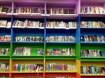 Children's library Royalty Free Stock Image