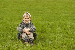 Children's look Royalty Free Stock Images