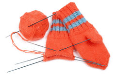 Children's mittens Stock Photography