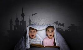 Children's nightmares Stock Photo