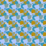 Children's pattern of balls Royalty Free Stock Photo