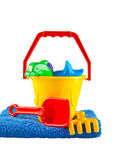 Children's plastic toy Stock Image