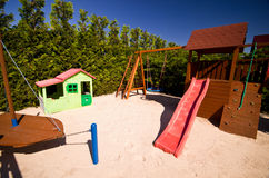 Children's play area Stock Images