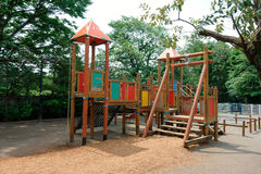 Children's play facilities Stock Photo