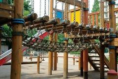 Children's play park Stock Image