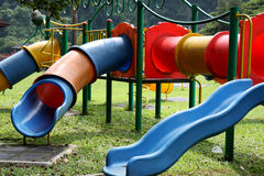 Children's Playground Stock Photography