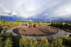 Children's Playground 2 Stock Image