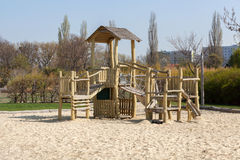 Children's playground Stock Images