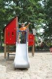 Children's playground stock photography