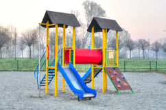 Children`s playground. Royalty Free Stock Photography